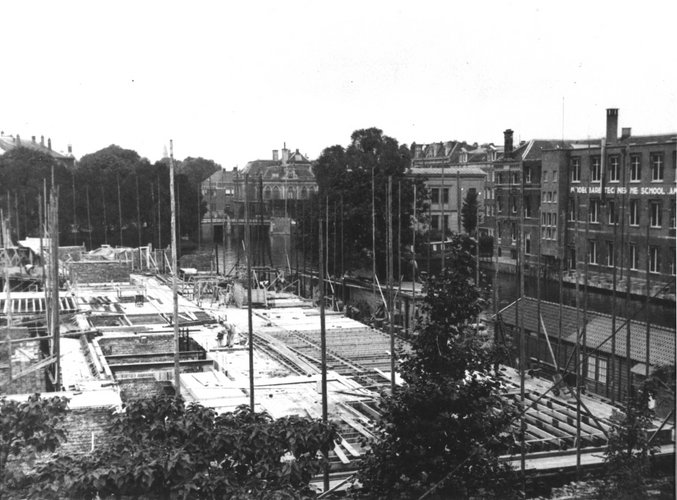 Bouw Geologisch Instituut, 5 september 1931