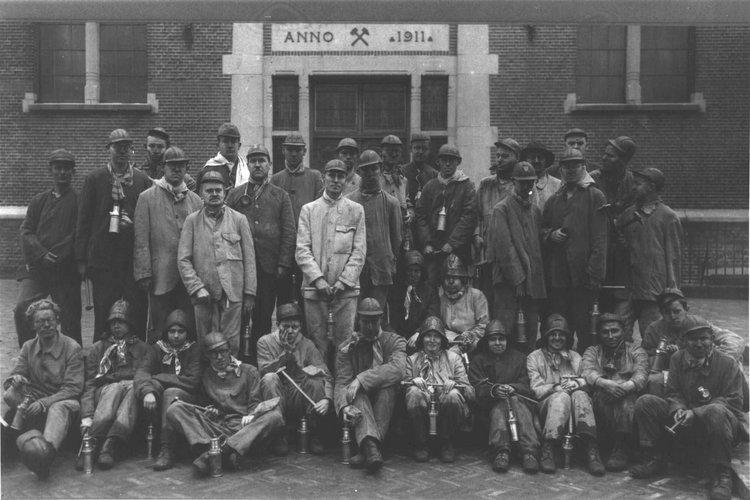 Excursie Zuid-Limburg 1931