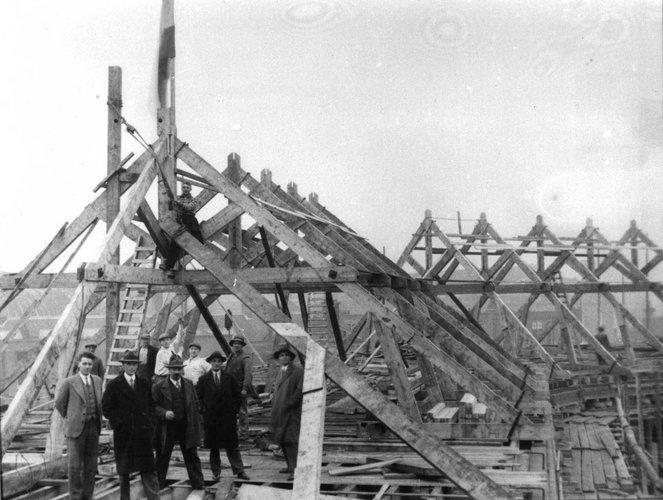 Bouw Geologisch Instituut, 22 januari 1932
