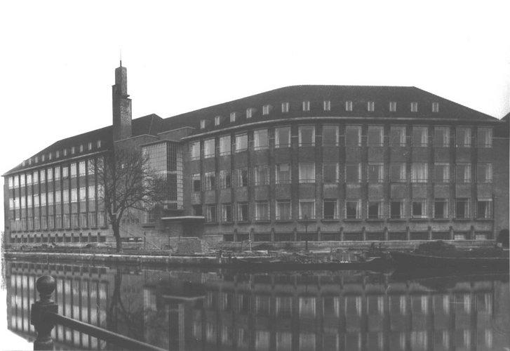 Bouw Geologisch Instituut, 5 maart 1934