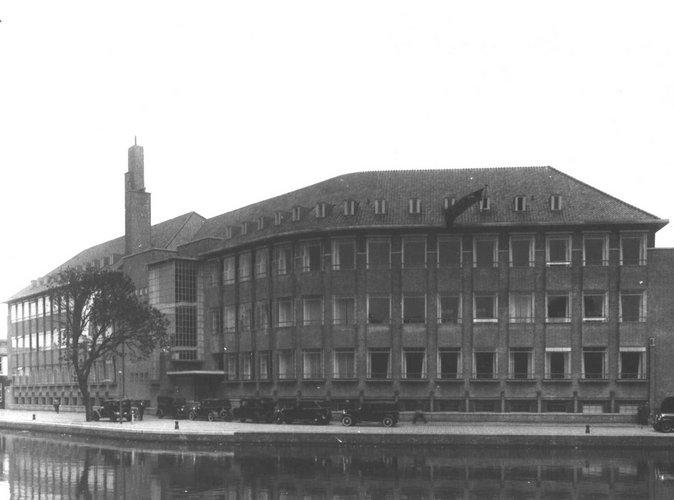 Opening Geologisch Instituut, 8 mei 1934