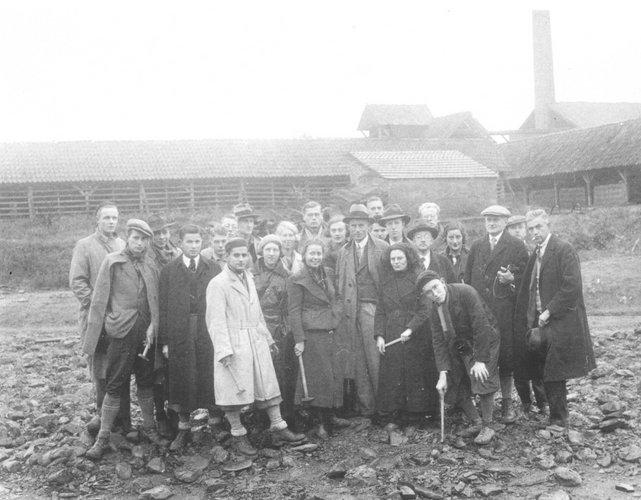 Excursie Bentheim 1934