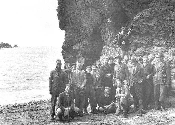 Excursie Zuid-Engeland 1936