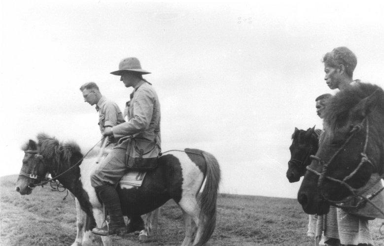 Excursie Timor 1937