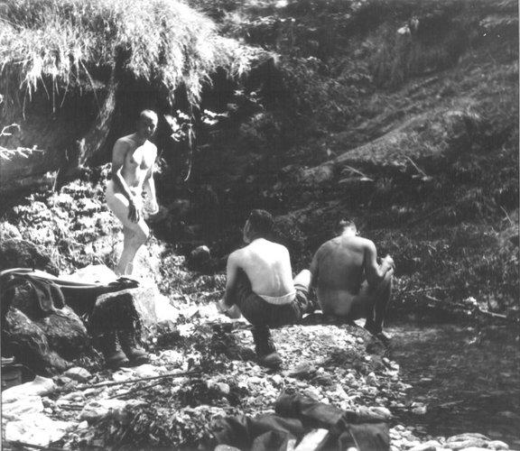 Kartering Alpi Apuane 1939