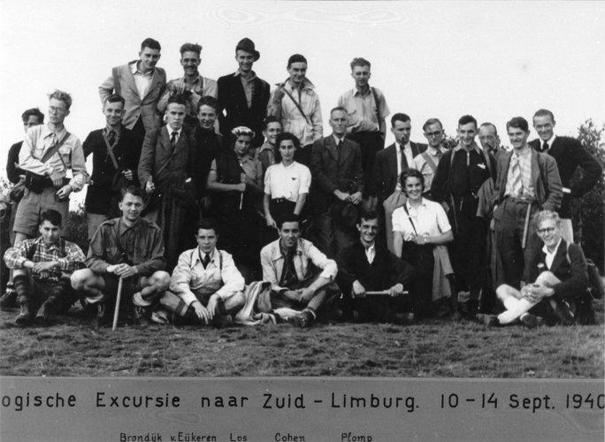Excursie Zuid-Limburg 1940