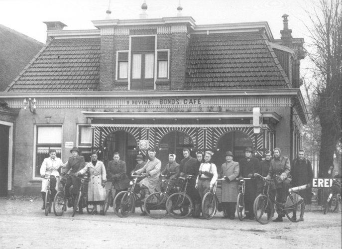 Excursie Drenthe 14 en 15 november 1941