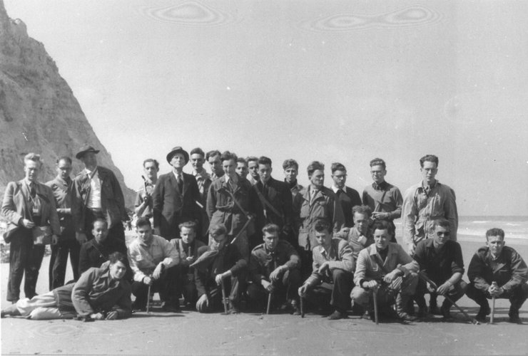 Excursie Boulonnais 1953