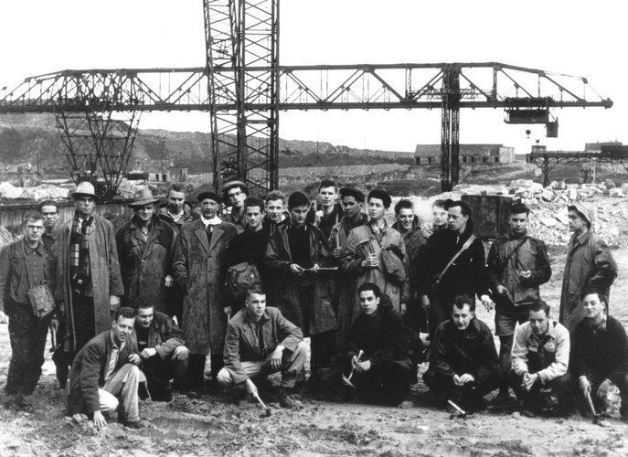 Excursie Boulonnais 1959