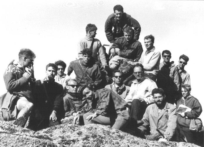 Excursie Boulonnais 1961