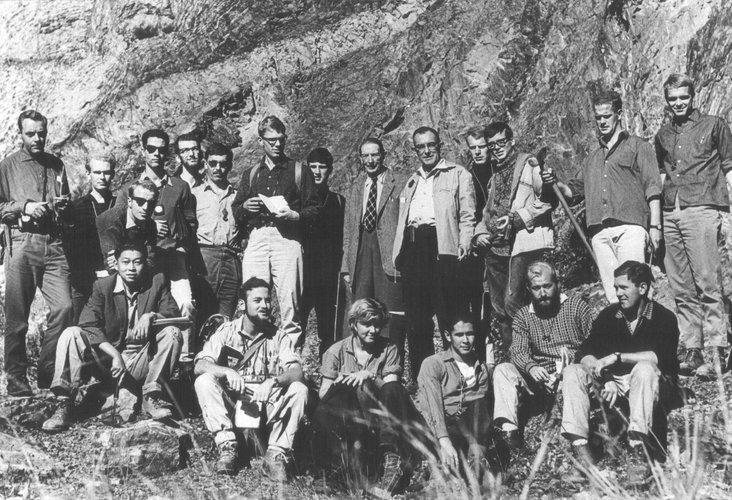 Excursie Zuid-Noorwegen 1962