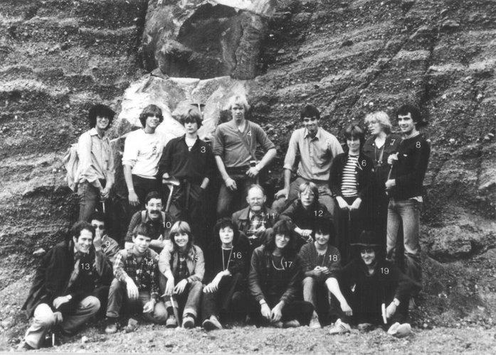 Excursie Eifel 1973