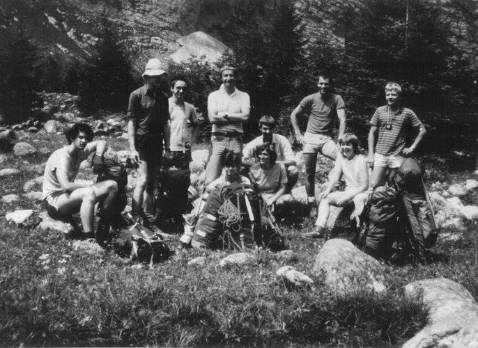 GSVA Klimcursus 1982
