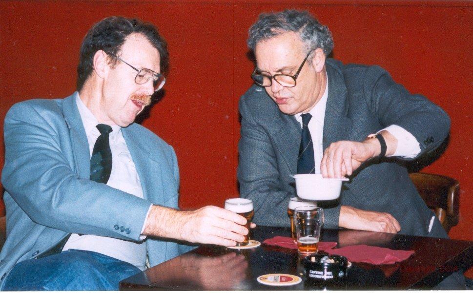 Roeterseiland, 25 november 1994