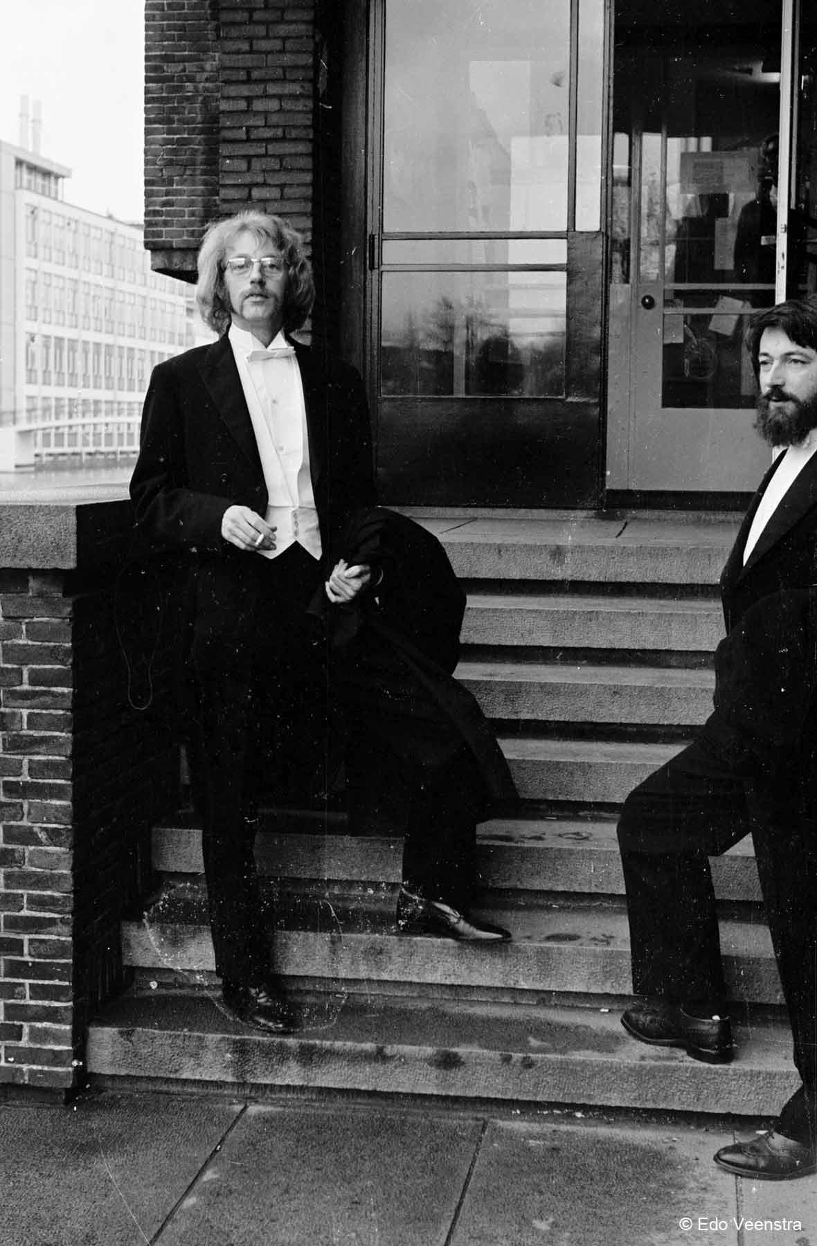 Henk Barelds en Steven De Clercq