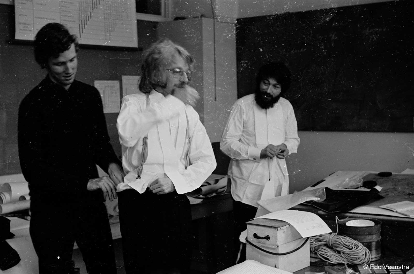 Jan Smit, Barelds en De Clercq