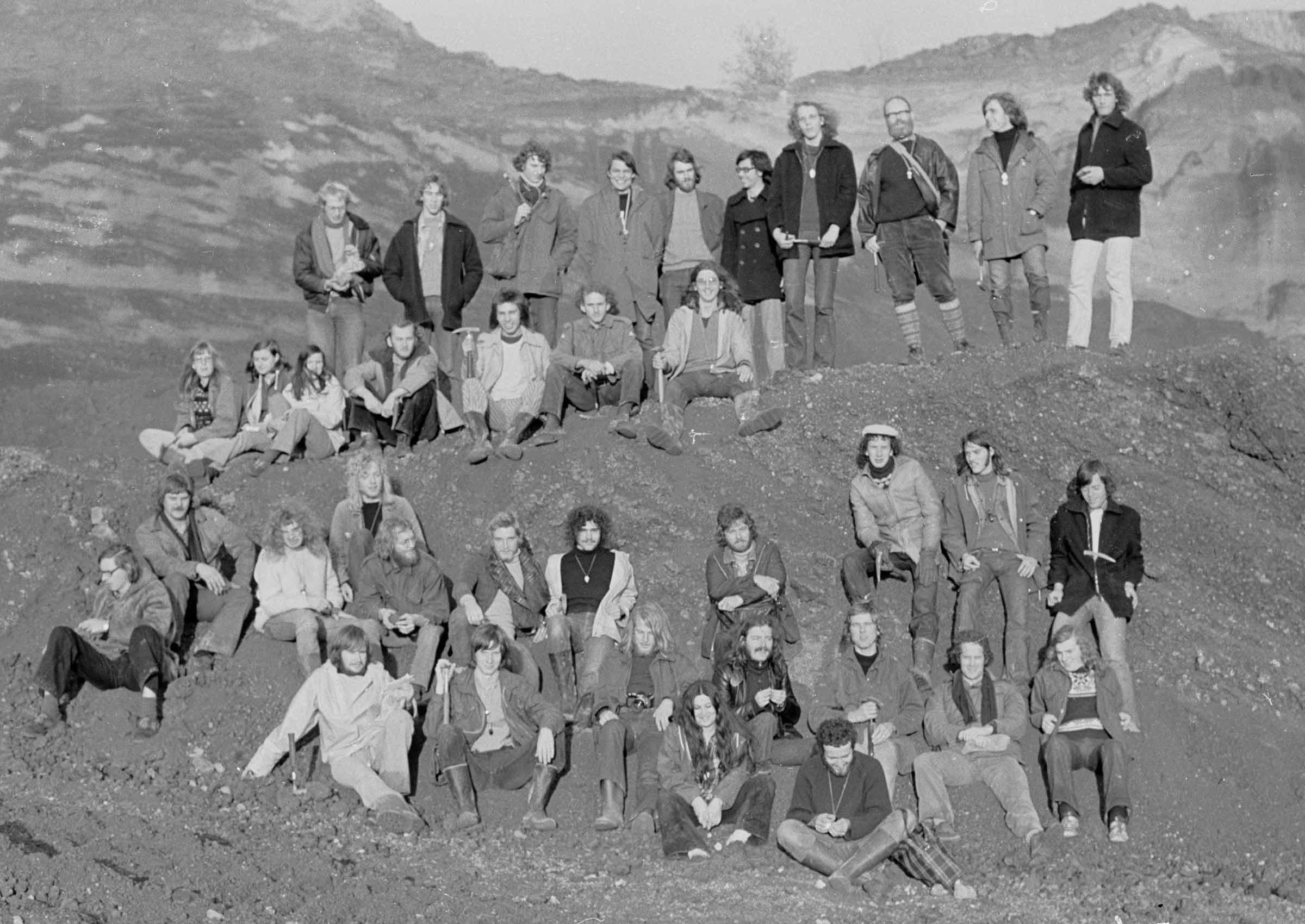 Excursie Eifel 1974