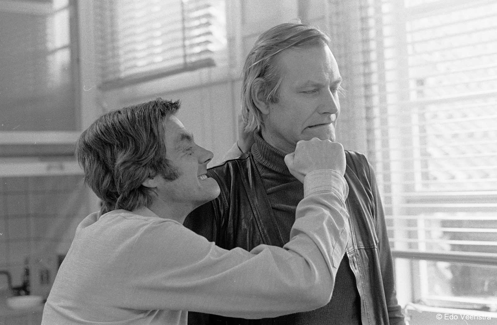 Bob Stokvis en Warner ten Kate