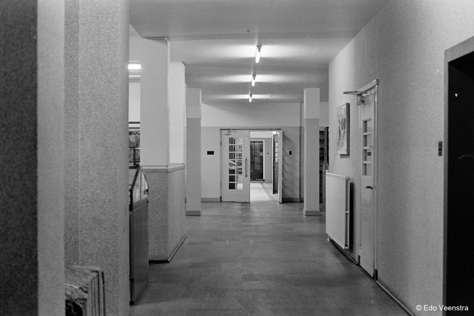 Geologisch Instituut, 2e verdieping