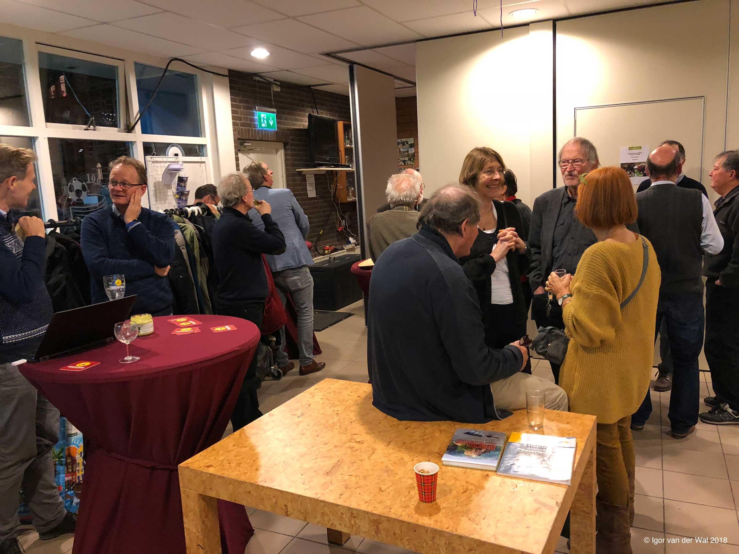 SGIA bijeenkomst november 2018