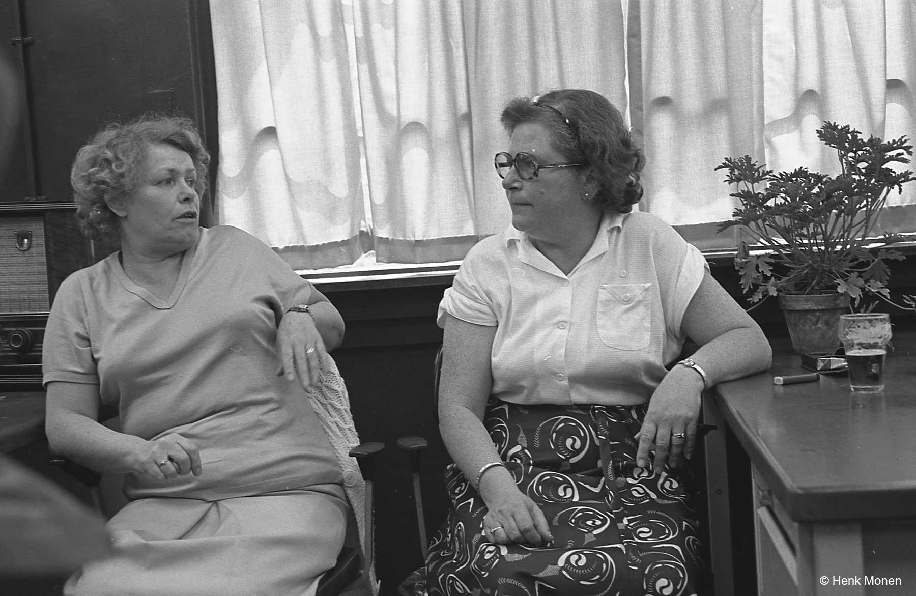 de dames Toepoel en Frieling