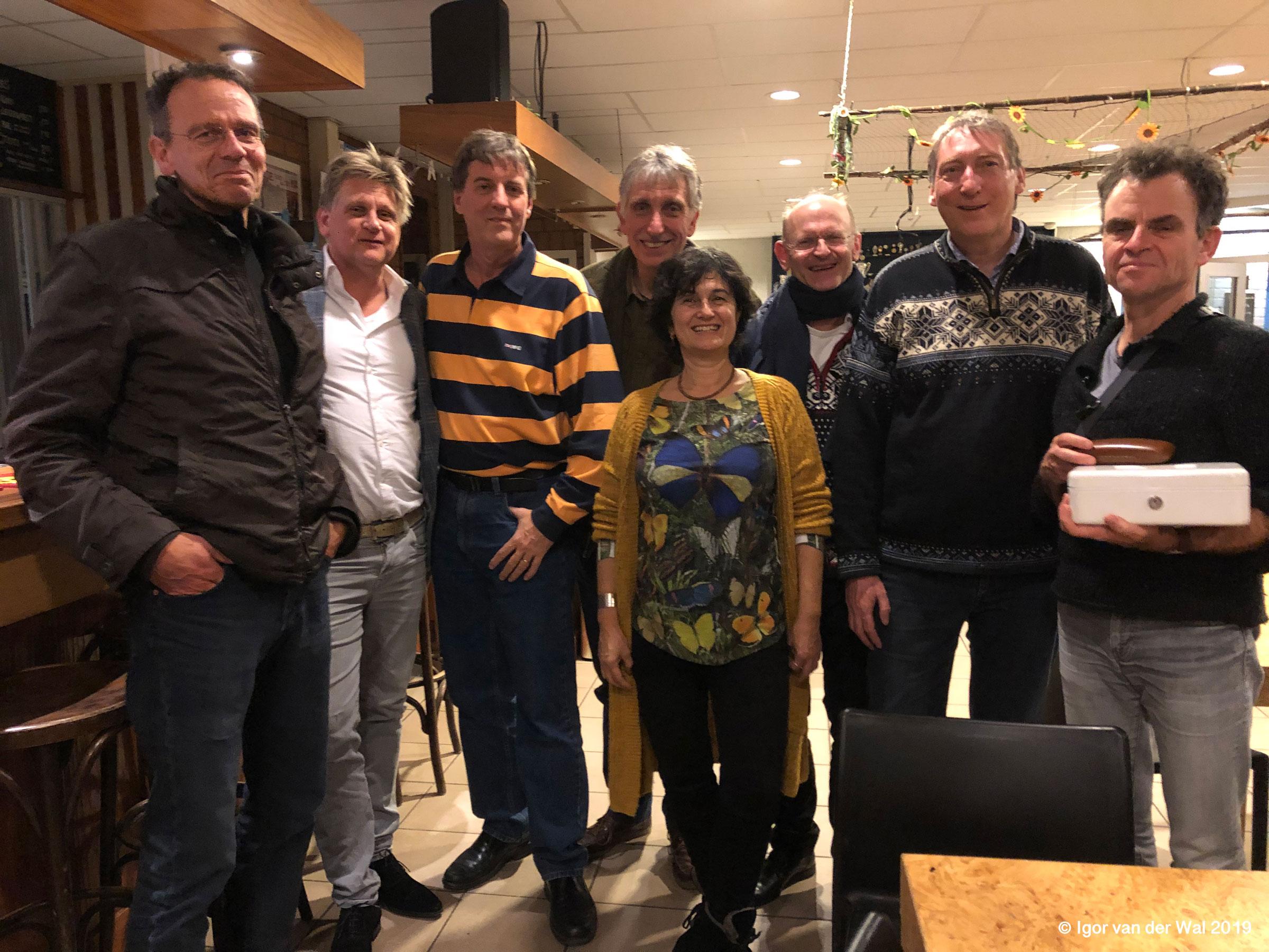 SGIA bijeenkomst november 2019