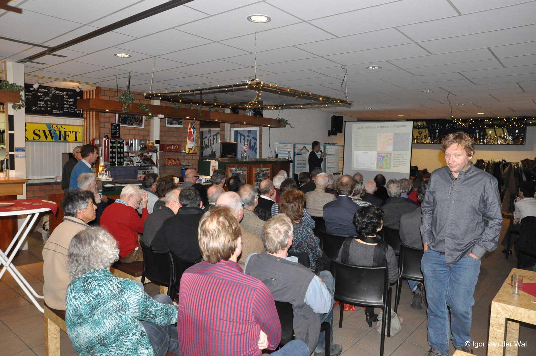 SGIA bijeenkomst november 2014