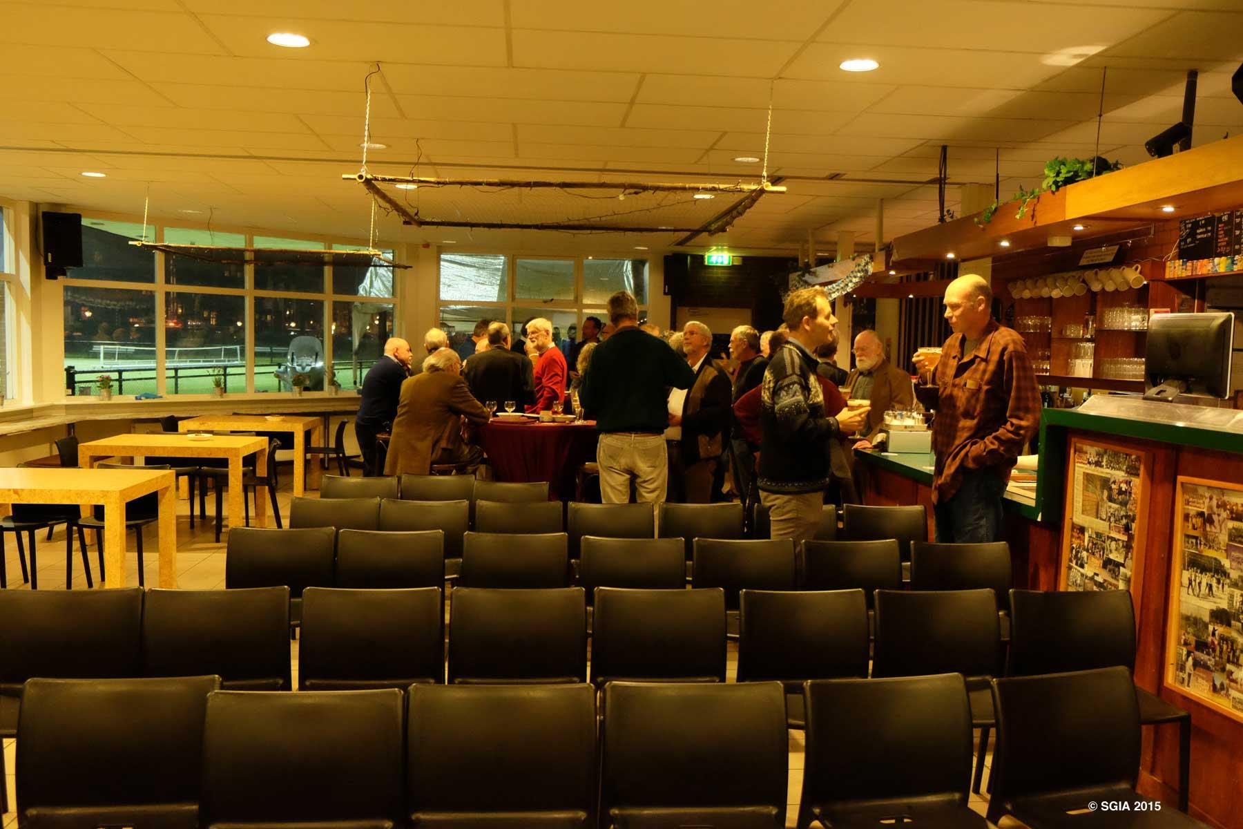 SGIA bijeenkomst november 2015
