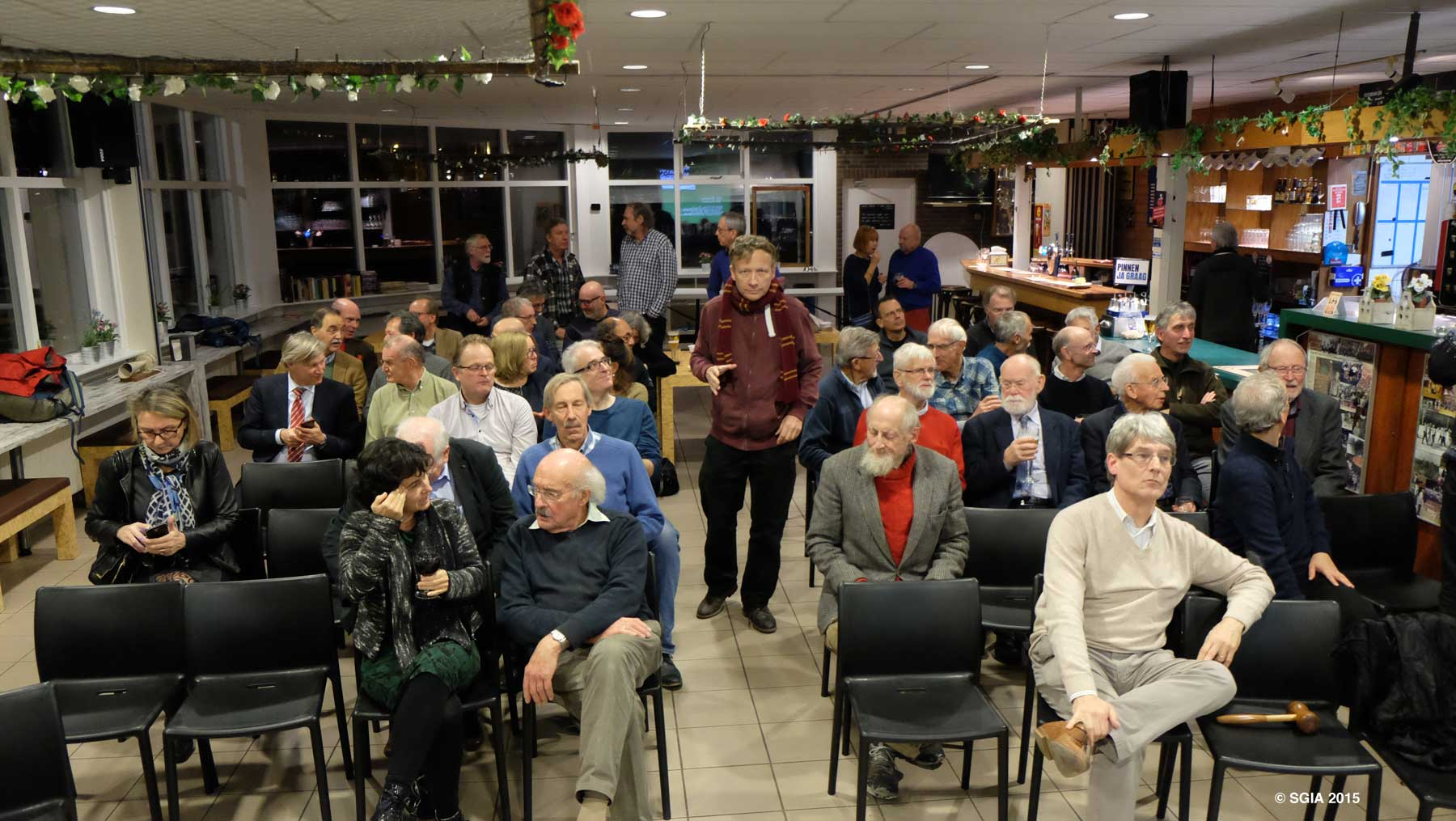 SGIA bijeenkomst november 2016