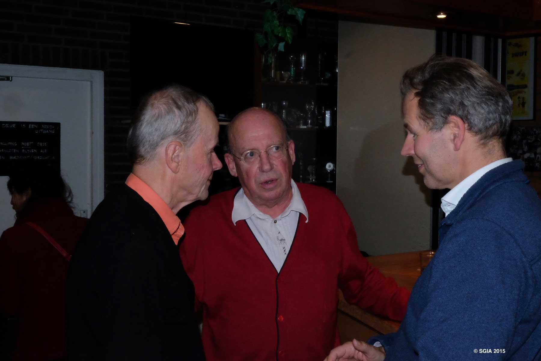 SGIA bijeenkomst november 2017
