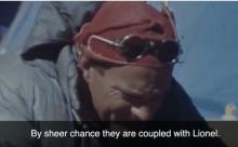 Cees Egeler als alpinist
